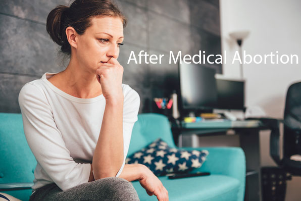 After medical abortion